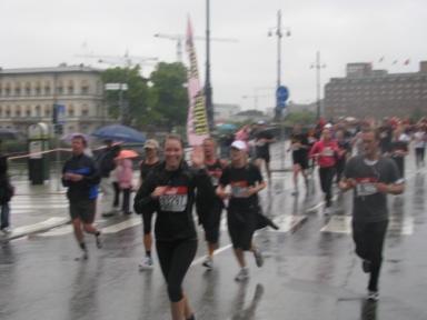 Sthlm marathon Malin