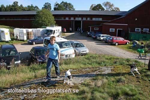 Johannesbergs Ridhus, Rimbo