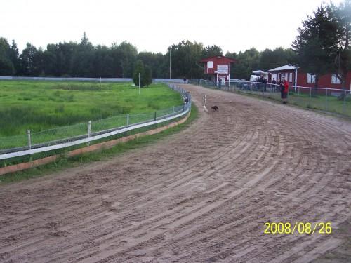 kapplöpningsbanan i Alingsås