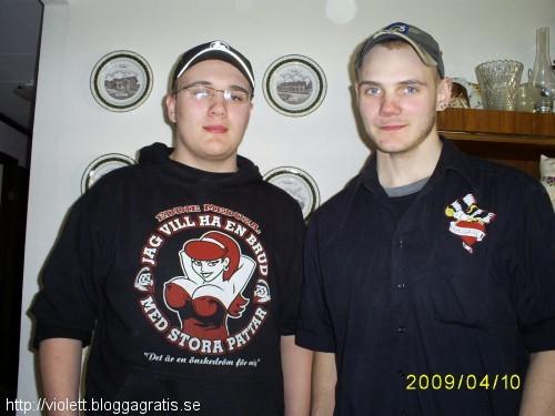 Jimmy och Johan
