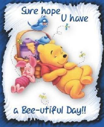 Bee-utifull day, PUH