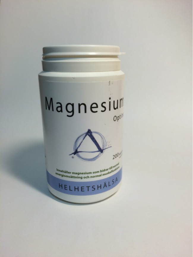 Magnesium Helhetshälsa