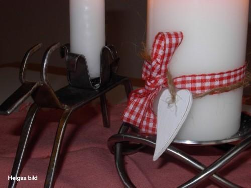 På köksbordet hos Helga
