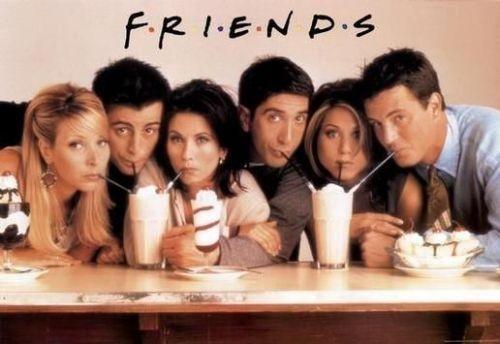 milkshake-vänner