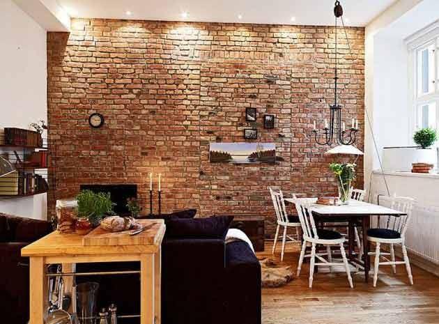 tegelsten tapet brick wall tegelvägg fototapet tegelsten vägg