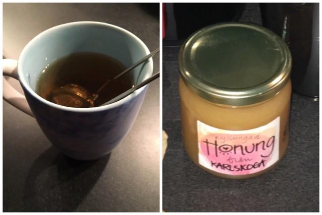 Timjante - Naturlig hostmedicin på Timjan & Honung