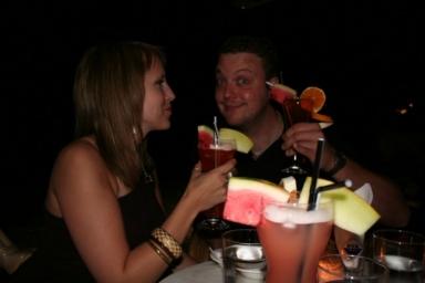 En drink eller två är ju aldrig fel =)