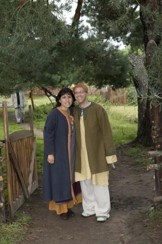 Makens BästaKamrat med Fru från Peru...