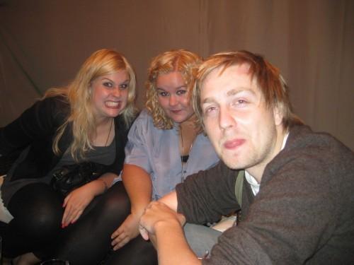 Johanna, Ida-Maria och Nils