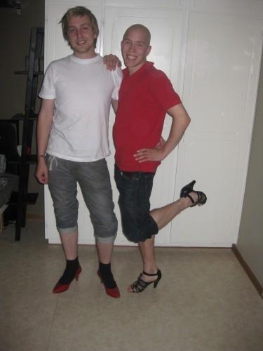 Nils och Martin
