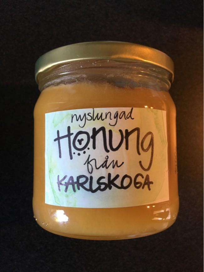 Närproducerad Honung från Karlskoga