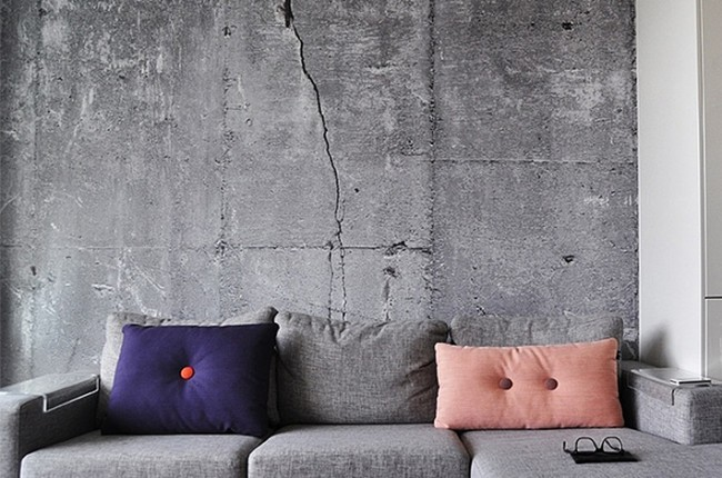 Billig betongtapet betongvägg fototapet betongtapeter vardagsrum